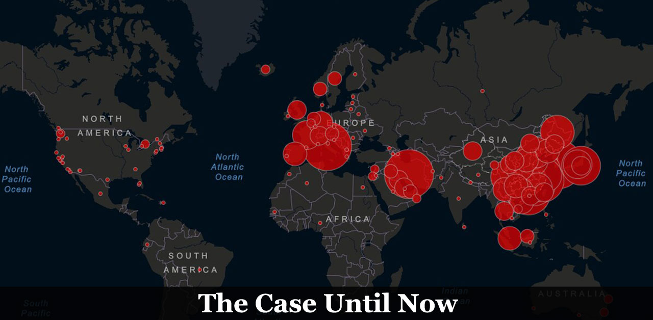 The Case Until Now