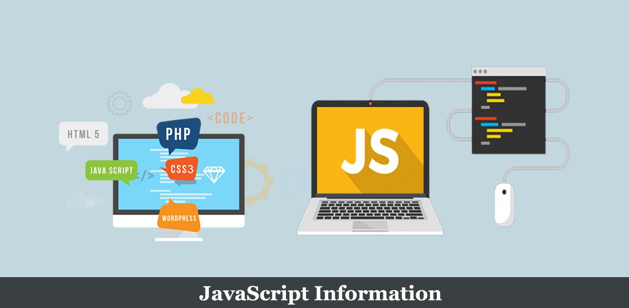 JavaScript information