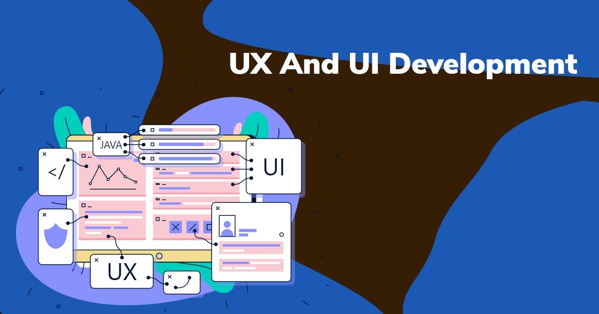 UX and UI development