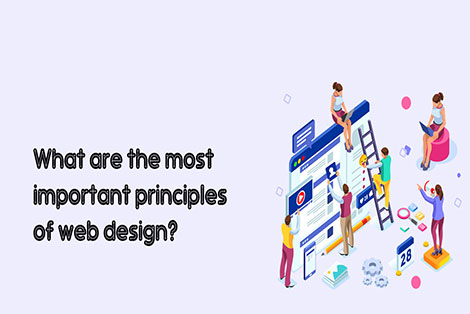 What are the most important principles of web design?